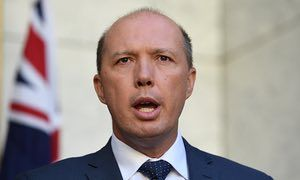 Dutton's powers unchecked and unjust, former Liberal immigration minister says  Ian Macphee calls for Peter Dutton's powers to be reined in and for bills to expand them further to be stopped