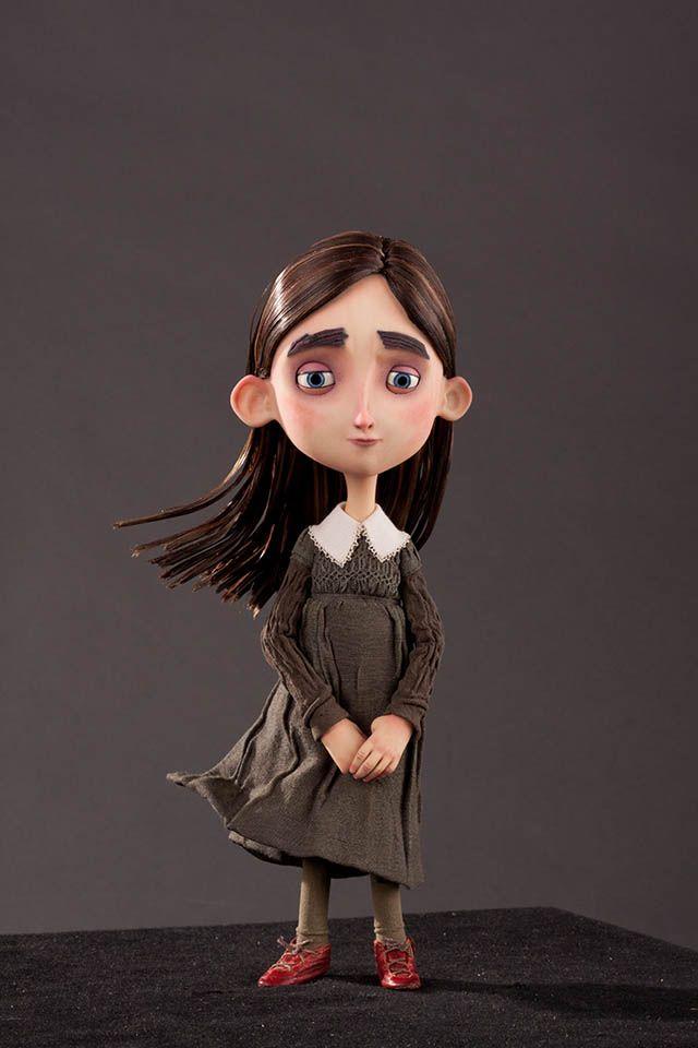 Personaje Aggie en El alucinante mundo de Norman - CineDor