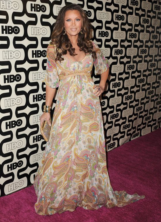 Vanessa Williams at an after party for 70th Golden Globe Awards.