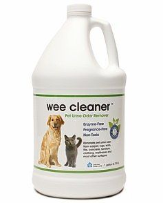 Best Way To Get Rid Of Dog Wee