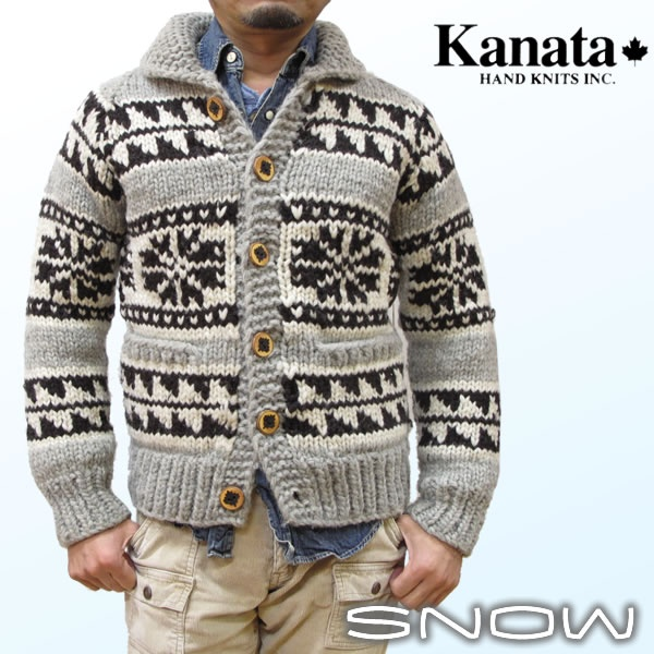 Love Cowichan hand-knot sweaters...