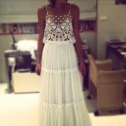 •The dress