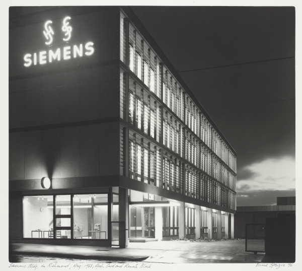 Siemens  building in Richmond, Melbourne Australia  Aug. 1963 by Mark Strizic., State Library of Victoria