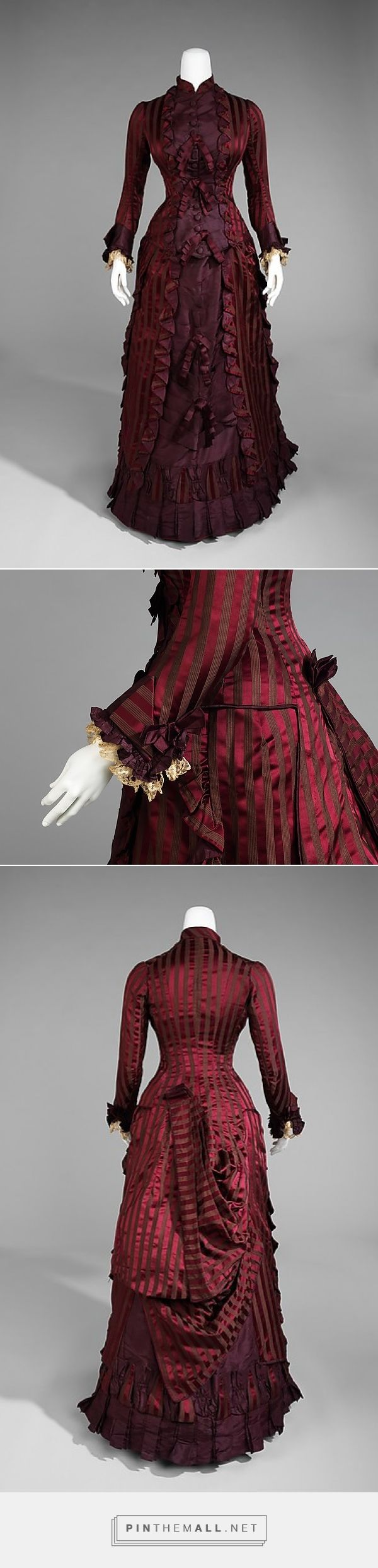 Wedding ensemble 1878 American | The Metropolitan Museum of Art