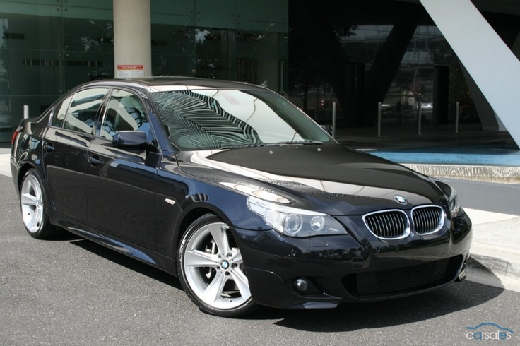 """2005 BMW 545i E60 M SPORT STEPTRONIC.  By Far, the best handling car I've ever driver.  Tight suspension, 19"""" wheels shorter wheel base than 7 series and lots of """"Gitty """"Up!"""""""