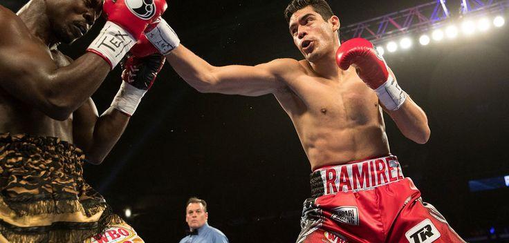Top Rank on ESPN Results From Texas #LetsgototheFights #GilbertoRamirez #allthebelts #boxing