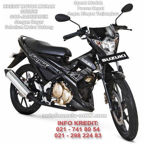 Satria F 150 / Black Fire 2 - Kredit Motor Murah Suzuki Jakarta - Pilihan Warna - Produk | Auto Formula MT27 Pinjaman Kredit Motor dan Mobil Murah