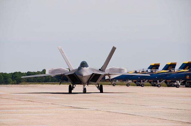 F-22 RaptorF22 Raptor