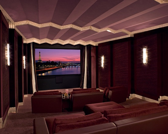 103 best Home Theaters images on Pinterest | At home, Design homes ...