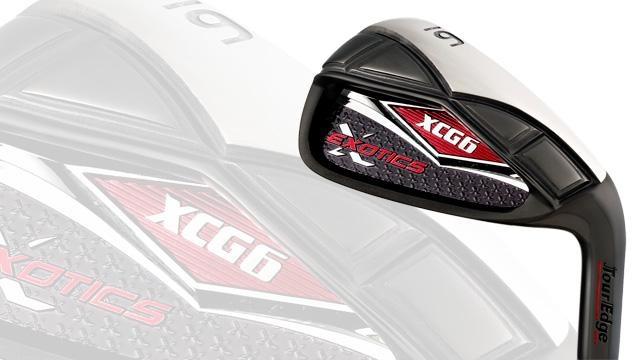 @Tour Edge Exotics XCG6 irons, best golf irons, reviews, ClubTest results | GOLF.com