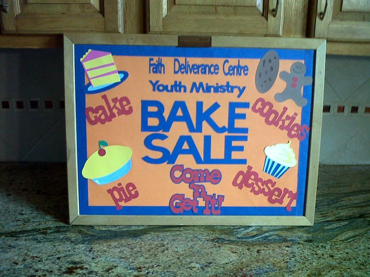 what to bake for a bake sale
