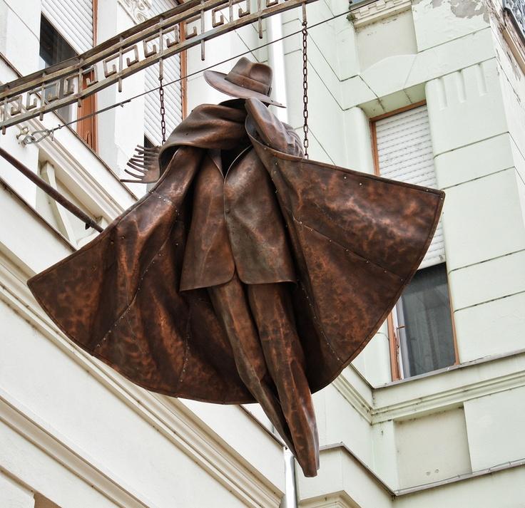 Szeged Kárász utcán találtam