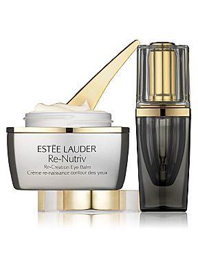 Estée Lauder Re-nutriv Re-Xreation Eye Balm & Night Serum - House of Fraser