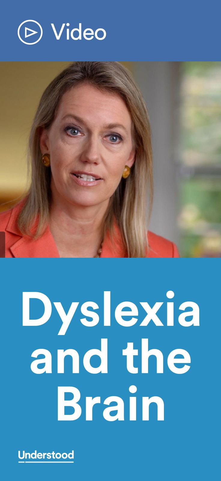 Dyslexia and the Brain: A Different Way of Thinking