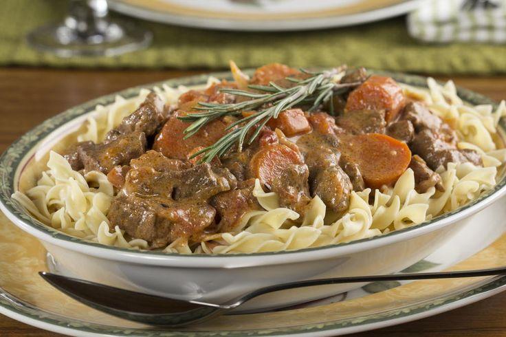 Hungarian Beef Goulash   EverydayDiabeticRecipes.com