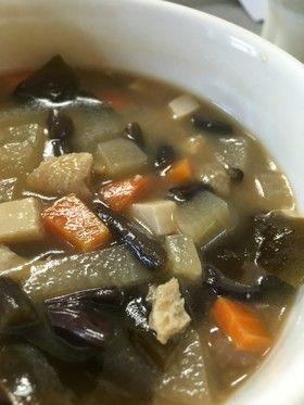 津軽の郷土料理 けの汁 by けんたまはる [クックパッド] 簡単おいしい ...