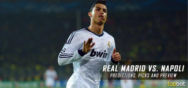 Ματς με γκολ Ρεάλ Μαδρίτης – Νάπολι