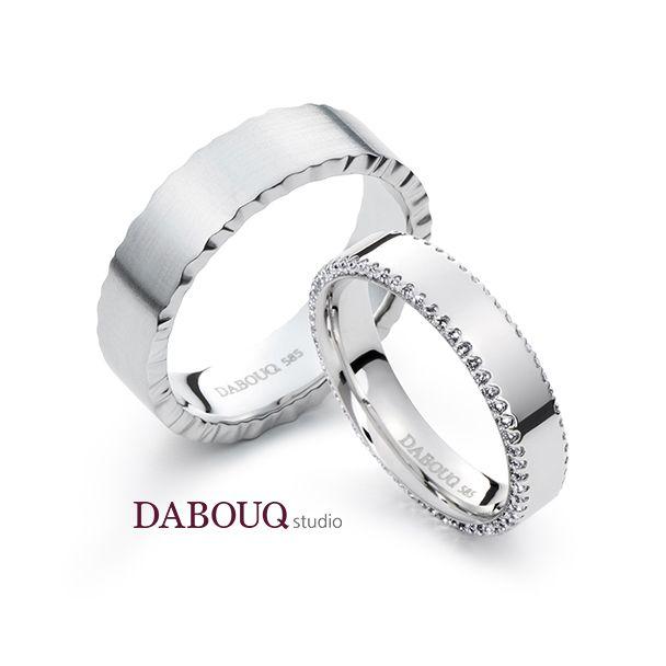 Dabouq Studio Couple Ring - DR0009 - Simple+ #DABOUQ #Jewelry #쥬얼리 #CoupleRing #커플링 #ProposeRing #프로포즈링 #프로포즈반지 #반지 #결혼반지 #Dai반지 #Diamond #Wedding_Ring  #Wedding_Band #Gold #White_Gold #Pink_Gold #Rose_Gold
