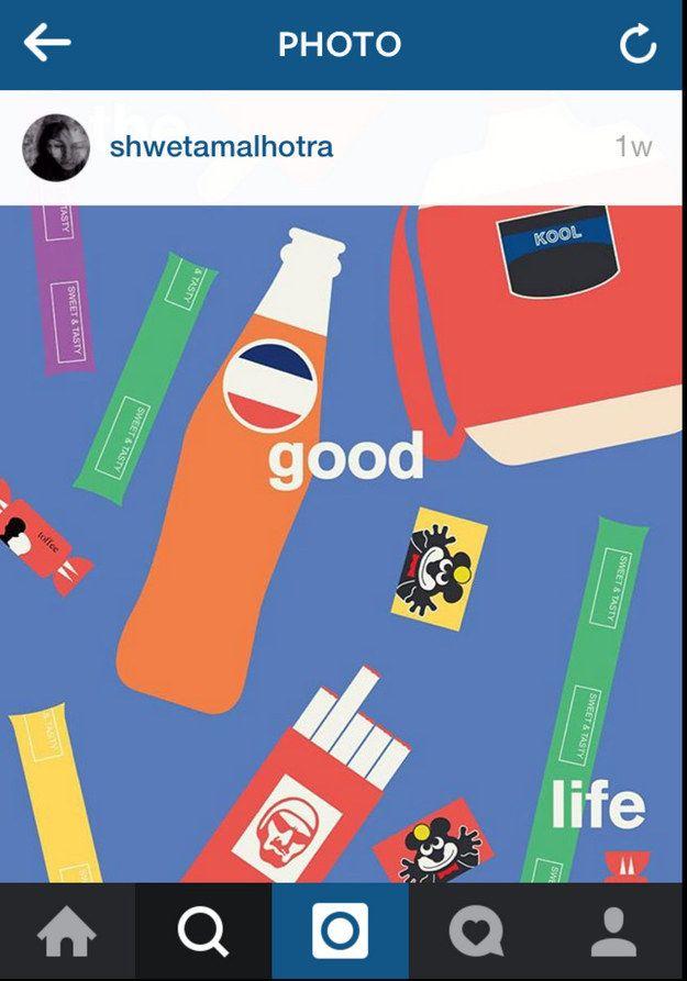 @shwetamalhotra | 25 Desi Illustrators To Follow On Instagram