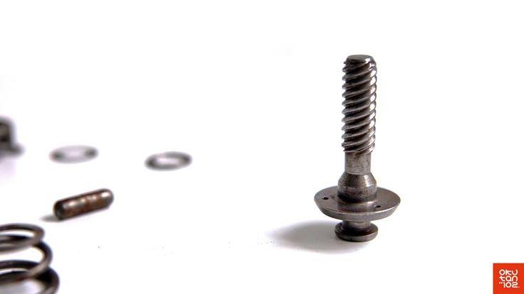 #Okutan102 #Honda Puis sont repolies pour éviter tout achat de pièces inutiles… --- Then repolished for avoiding to buy unnecessary spare parts…