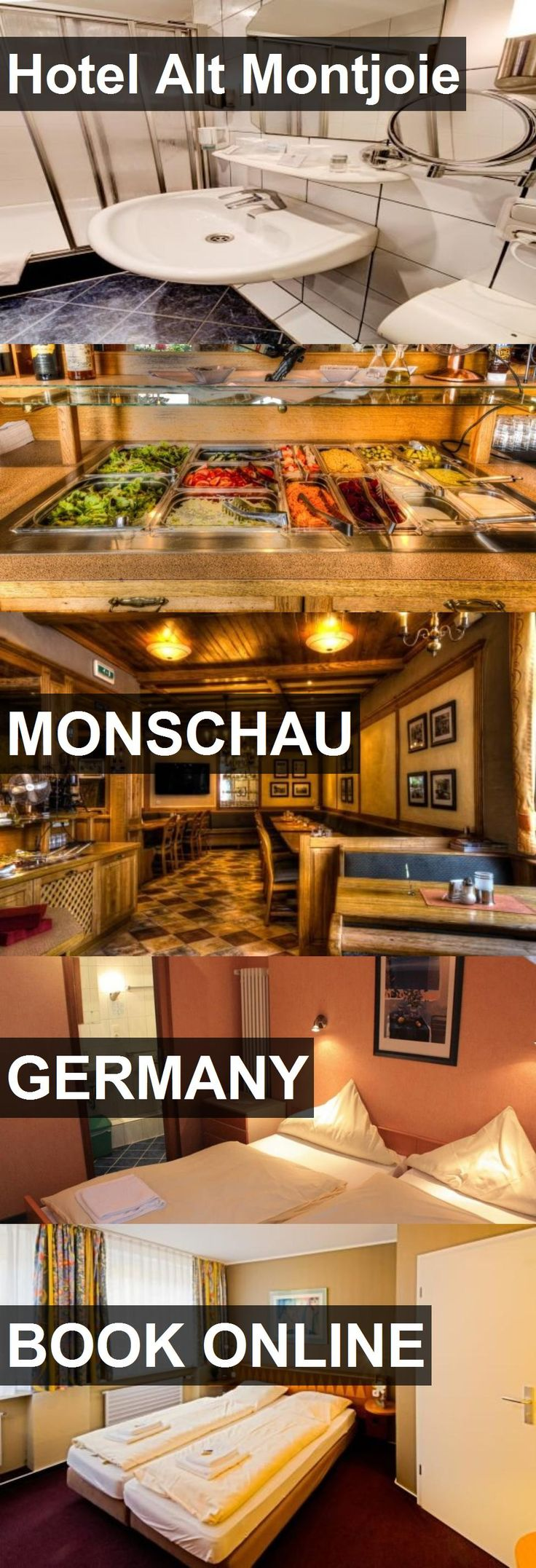 Hotel Alt Montjoie in Monschau, Germany. For more information, photos, reviews and best prices please follow the link. #Germany #Monschau #travel #vacation #hotel