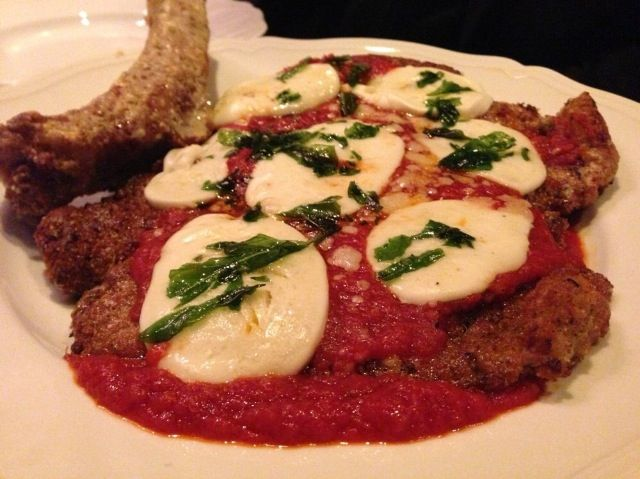 how to cook veal parmesan