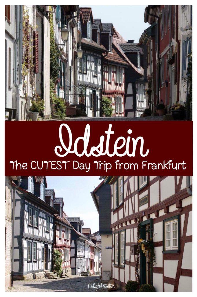 Idstein: The CUTEST Day Trip from Frankfurt – California Globetrotter