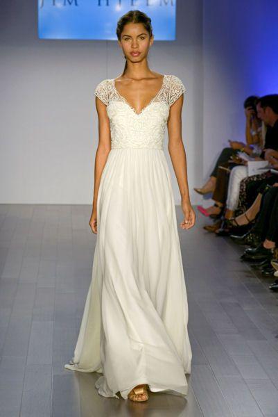 Bridal Week 2015 de New-York : Jim Hjelm (ne me demandez pas de prononcer ce nom)