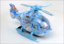 US $26.00 Electric air plane Toy detachable helicopter, flashing colourful lights,Musical plane toy gift w6609. Aliexpress product