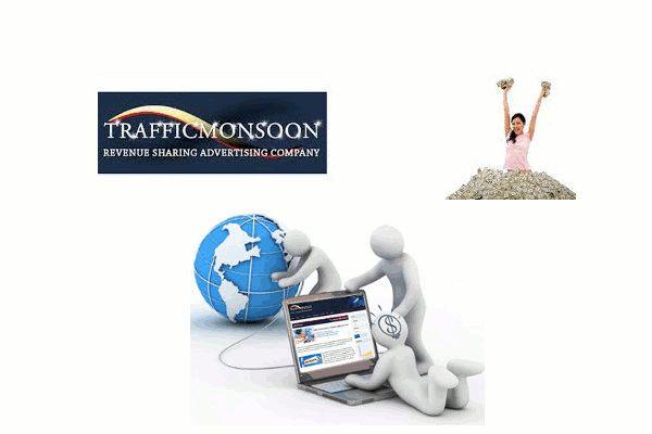 TrafficMonsoon to biznes internetowy XXI wieku, w którym możesz zarabiać tylko dzięki temu, że umiesz klikać myszką - 10 minut dziennie. Nie wierzysz sprawdź sam - inni już sprawdzili i zarabiają. http://www.dariuszfritzkowski24.pl/tm/poczatek/