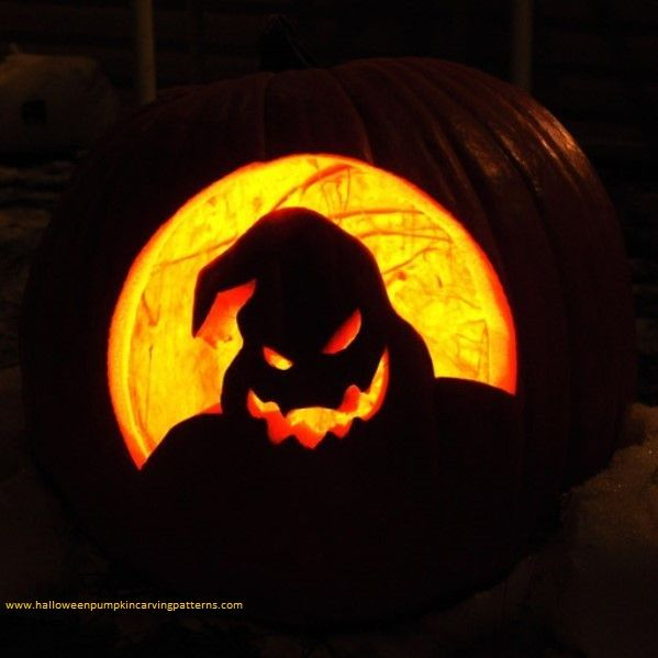 pumpkin template 2019  Pumpkin Carving Ideas 6 in 6 | Easy pumpkin carving ...