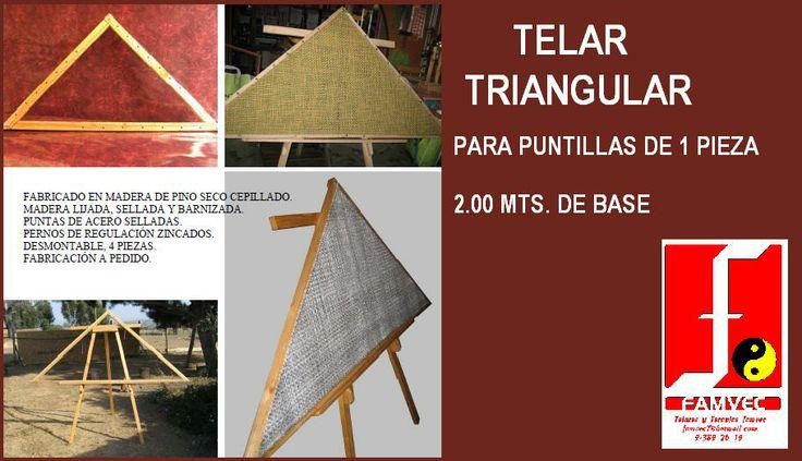Telares Triangulares