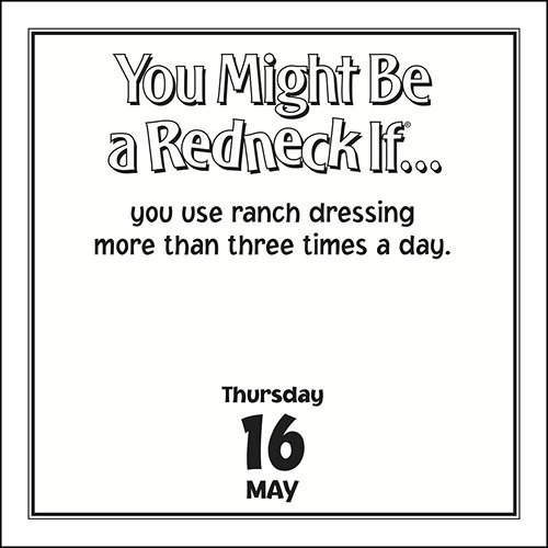 you might be a redneck if jokes - photo #24