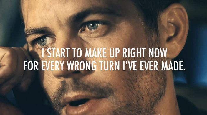 Quotes From Fast And Furious Paul Walker Quotesgram: Vehicle 19 (2013) Quote (About Car