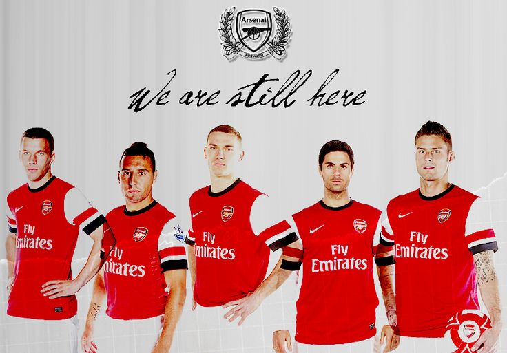 We are still here.