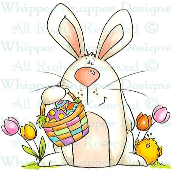 Bambino - Easter - Holidays - Rubber Stamps - Shop