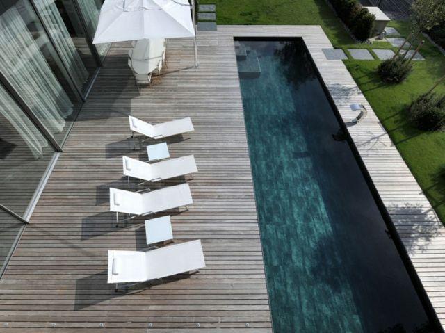 Die besten 25+ Pool im garten Ideen auf Pinterest Poolgestaltung - garten anlegen mit pool