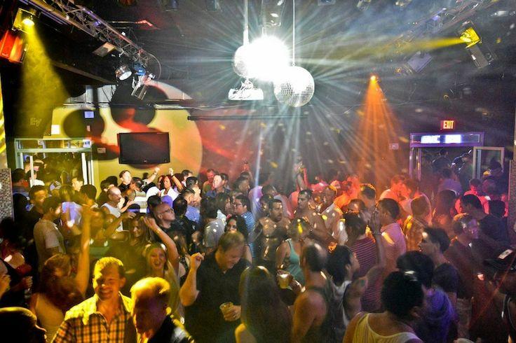 Hunters Palm Springs Biggest Gay Dance Club