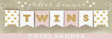 18 trendy ideas for baby shower ideas for twins decoration pictures