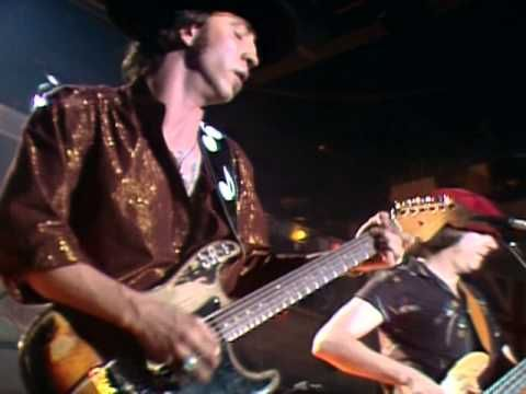 Pride & Joy - Stevie Ray Vaughn. Be careful if you are in a store with me & this song plays. I will dance & sing through the aisles. Not kidding!!!