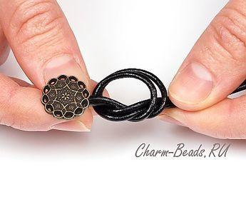 Мастер класс по изготовлению плетеного браслета Чан Лу / Мастерклассы Блоги
