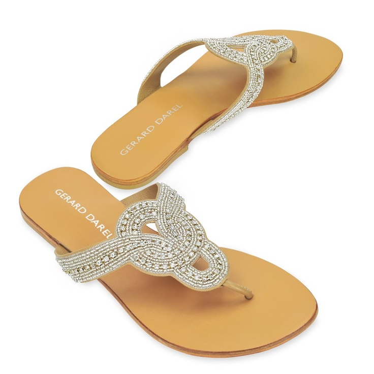 1000+ Images About Beach Wedding Sandals On Pinterest