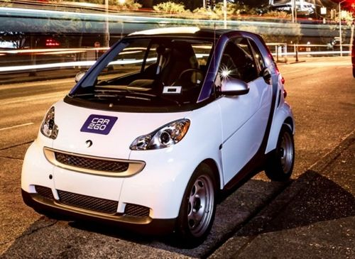 car2go Network Now In Seattle, Now Operating In 8 North American Cities