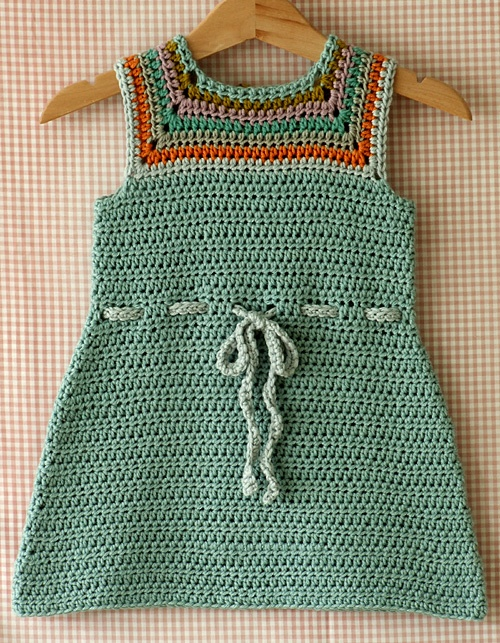 crochet pattern - adorable