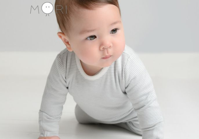 We're pleased to announce that we now represent eco-friendly baby clothing brand MORI #babywear #kids #baby #children #parents #PR #BPR #BPublicRelations