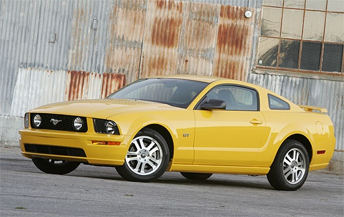 2006 Mustang GT - 4.6L V8, 300 HP, 320 lb-ft of torque