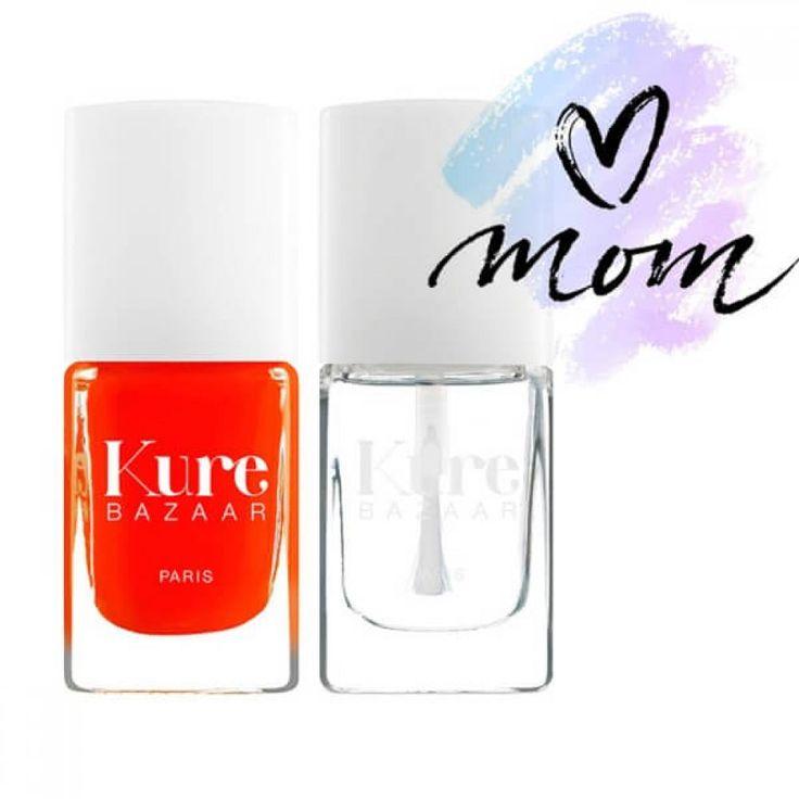 Uppdatera nagellacksgarderoben med ettklassiskt nagellackspaket som aldrig går ur tiden. Paketet består av Kure Bazaars populära lack Sahara som har en djup-brun-orange-röd färg med ockra, samt Kure…