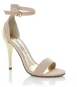 Fashion Trends Online   Barely There/ Strap Heeled Sandals - Our Top Picks