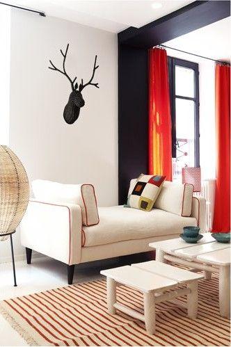 1000 images about sarah lavoine d co on pinterest ux ui designer boutiques and parisian. Black Bedroom Furniture Sets. Home Design Ideas