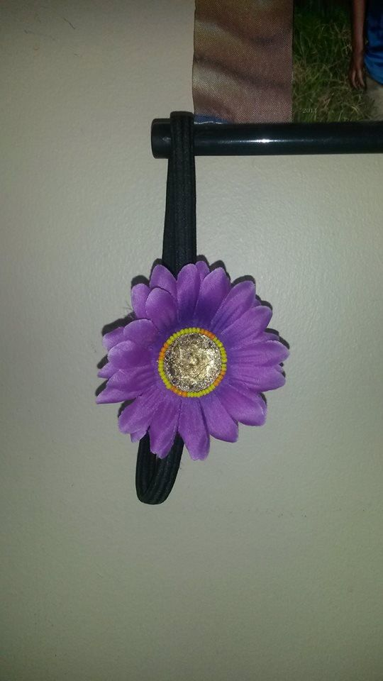 Check out this item in my Etsy shop https://www.etsy.com/listing/200979367/cute-beaded-flower-head-band